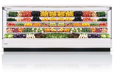 冷凍機別置型冷凍冷蔵ショーケースをフルモデルチェンジ