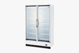冷凍機内蔵型ショーケースの設置とお手入れ