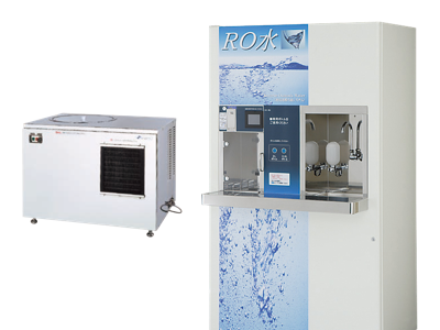 RO Water Generation Devices|FUKUSHIMA INDUSTRIES CORP